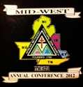 Picture of AME ZION Mid-West Mega Conference 2012