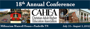 Picture of CAHEA Conference 2012
